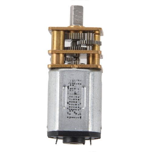 3-6V DC kurzer Welle Drehmoment Getriebemotor G9M7 1X