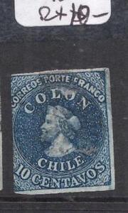 100% De Qualité Chile Sc 12 A Copie Deux Vfu (4dmm)-afficher Le Titre D'origine Valeur Formidable