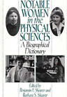 Notable Women in the Physical Sciences: A Biographical Dictionary by Benjamin F. Shearer, Barbara Smith Shearer (Hardback, 1997)