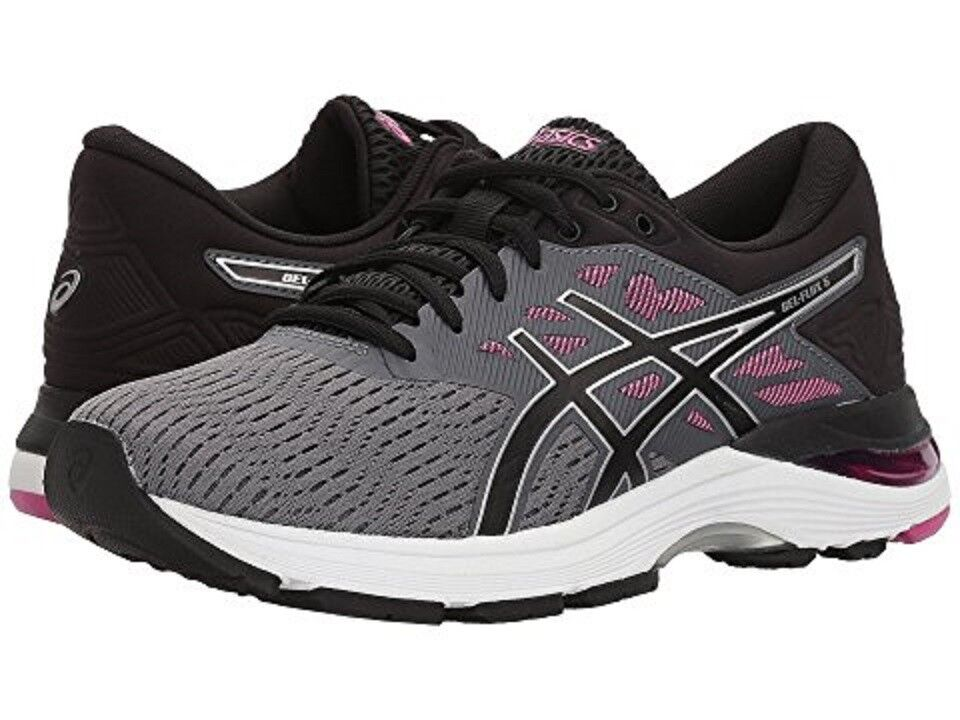 ASICS T861N.9790 GEL-FlUX™ 5 Wmn's Price reduction Carbon/Black Mesh/Synthetic Running Shoes Casual wild