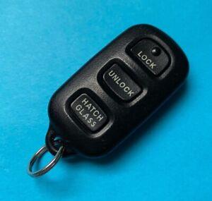 OEM Keyless Entry Remote Fob Transmitter For Toyota Matrix Corolla GQ43VT14T