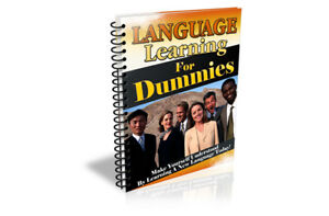 Language-Learning-for-Dummies-Education-ebook-pdf-book-kindle-Digital-Delivery