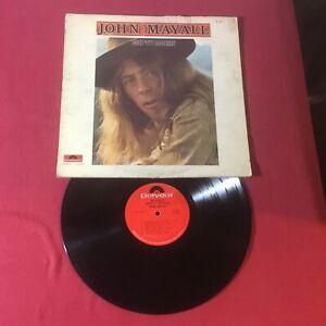 John Mayall – Empty Rooms  1969:Polydor – 24-4010 Monarch Pressing VG copy