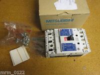 Mitsubishi Nf100-swu30a Circuit Breaker 30a 3pole