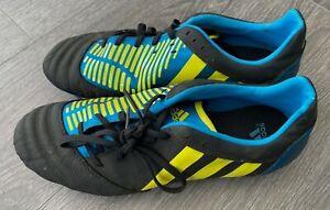 Adidas Absolado Incurza SG Terrain Souple Rugby Bottes UK 9 bon état!!!