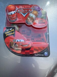 Mighty Beanz Disney Cars 2 Series 1 4 Pack New Sealed Spin