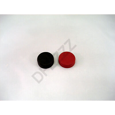 HOBART MIXER SWITCH COVERS, RUBBER COVER SET, 1 RED & 1 BLACK