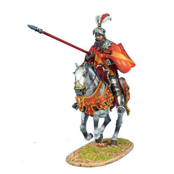 First Legion  MED046 French Knight - Guillaume de Saveuse, Sir d'Inchy