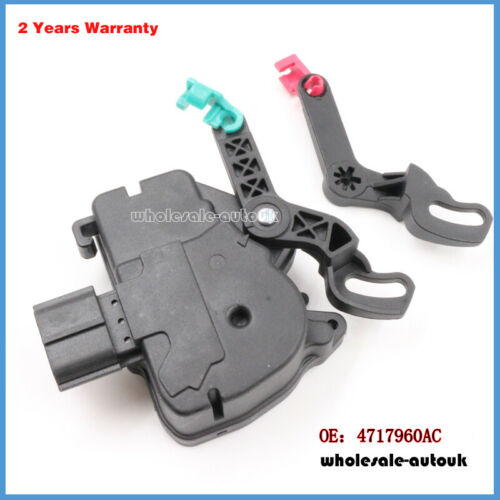 REAR SLIDING DOOR LOCK ACTUATOR FOR CHRYSLER VOYAGER DODGE CARAVAN 4717960AC
