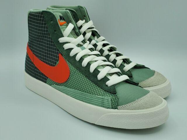 Size 9 - Nike Blazer Mid '77 Patch - Dutch Green 2021 for sale ...