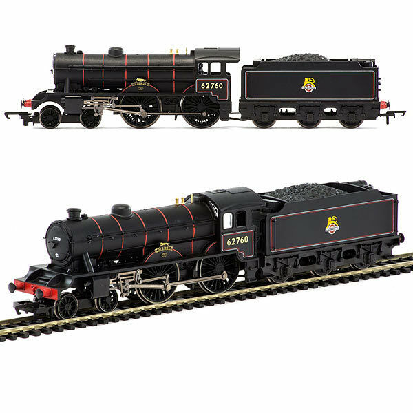 HORNBY Loco R3495 BR 4-4-0 'The Cotswold' D49/1 Class Early BR - Railroad