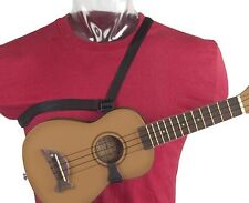 NEOTECH SIMPLE SLING ITEM#8001912 BLACK formost Ukulele and guitar/shipsUSPS FI