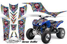 Kawasaki KFX 700 AMR Racing Graphics Sticker Kits KFX700 04-09 Quad Decals ED LK