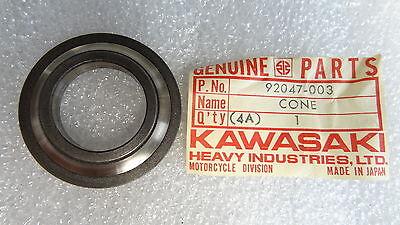 Kawasaki NOS NEW 92047-003 Upper Steering Cone Bearing F3 F4 F5 F8 F9 1968-75