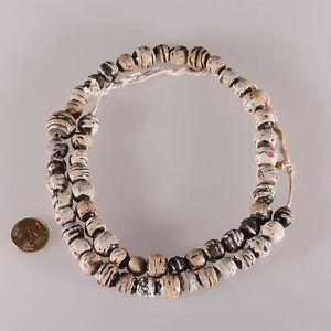 8146-perles-anciennes-murrine-Venice-millefiori-XIX-perle-de-troc