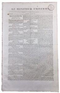 Munster-en-1814-Norvege-Suede-Indre-Yonne-Marseille-Lyon-Rhone-Pyrenees-Louis-18