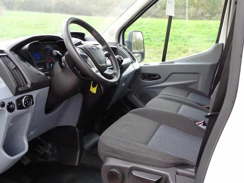 Ford Transit 350 L2 Chassis 2,2 TDCi 125 Trend H1 FWD - billede 4