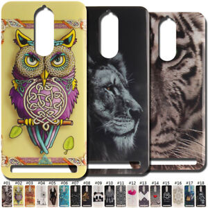 size 40 e3d70 a928c Details about Painted Silicone TPU Cover Back Case Soft Rubber Skin For  Lenovo Vibe K5 Note