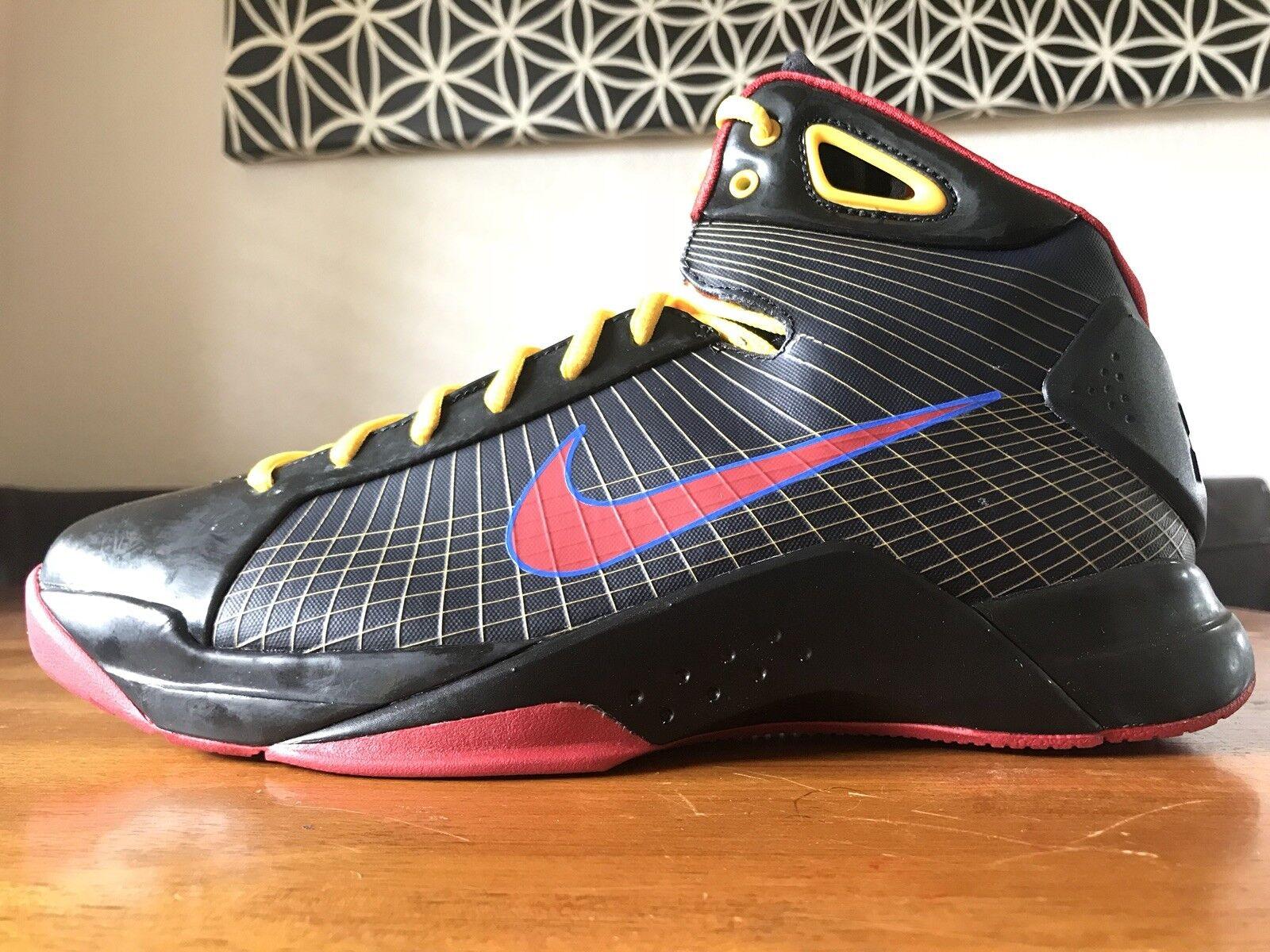 "2008 Nike Hyperdunk Supreme 11 ""McDonalds All-American"" Kobe Size 11 Supreme DS 333373 061 f2ac30"