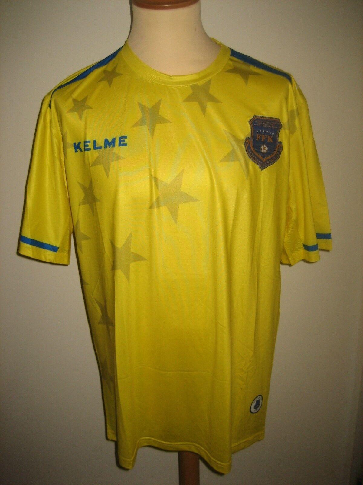 Kosovo away FFK football shirt soccer jersey trikot maillot camiseta Dimensione L