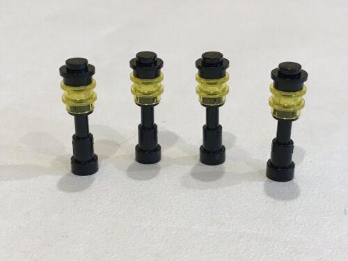 27mm Tall 4x LEGO Small Street Lights A018 NEW