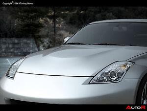 GFK-Motorhaube-fur-Nissan-350z-Hood-Neu-NISMO
