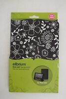 Style 365 Elibrium Desingfolio Dark Brown Floral Patterned Ipad Mini Case