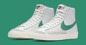 4af037d492c3 Nike Blazer Mid 77 size 13. Lucid Green Sail. BQ6806-300. Vintage ...