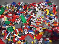 ☀️bulk Lego Lot 100 Basic Legos: Bricks Blocks Plates Slopes Mixed Sizes & Color