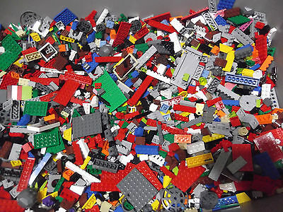 LEGO 50x Axles RANDOM Selection Various Sizes and Colours