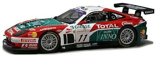 Ferrari 575 GTC 'GPC'  Spa  2004 (Kyosho1 18   K08393A)