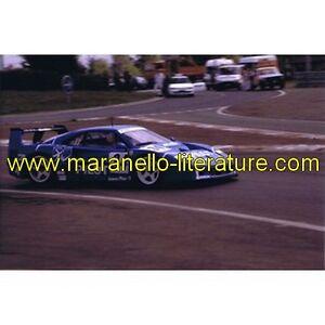 2935-Photo-1995-Ferrari-F40-LM-n-34-Michel-Ferte-Olivier-Thevenin-Pilot-Al