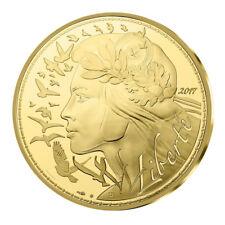 Tauschangebot 1000 Euro Gold für 1000 Euro - Frankreich Marianne 2017 im Etui