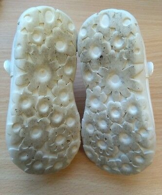 Mothercare White Shoes Size 5 <B2892
