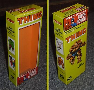 """MEGO 8/"""" TWO FACE CUSTOM BOX ONLY"""