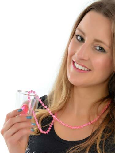 HEN NIGHT PARTY WILLY SHOT GLASS HEN NIGHT ACCESSORIES PARTY BAG FILLERS