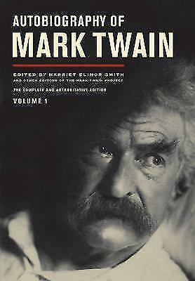 1 of 1 - Autobiography of Mark Twain: The Complete and Authoritative Edition: v. 1 by...