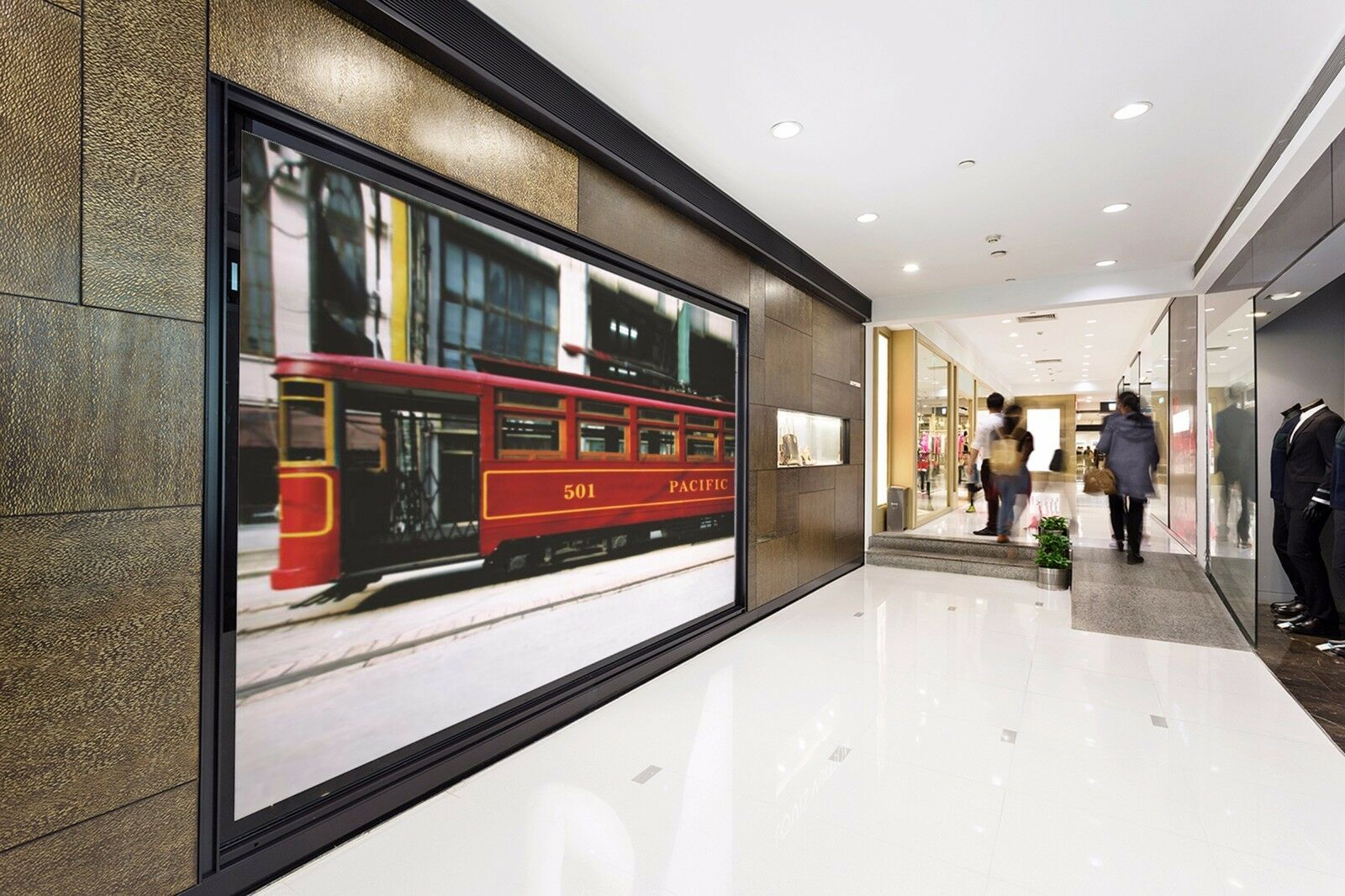 3D ROT bus Street 342 Wall Paper Wall Print Decal Wall Deco Indoor Wall Murals
