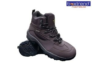 814eedadf01 Image is loading NEW-MENS-NORTHWEST-TERRITORY-HUNTER-LEATHER-HIKING-BOOTS-