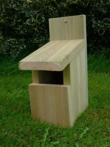 Bird Nesting Box x 10 Made using tanalised timber- won't rot away in a year!