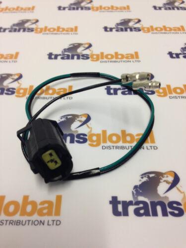 Land rover defender rond reverse Ampoule Connecteur Lead plug bearmach STC188