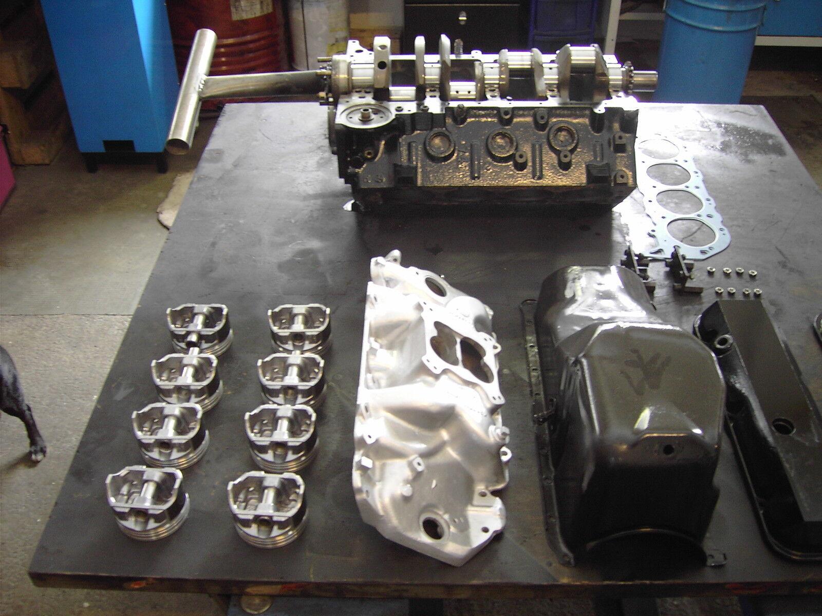 Mercruiser Motor, GM Motor Motor, Chevy Motor GM 5,7 generalüberholt 350 cui 3e9f01