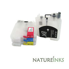 4 refill ink cartridge to replace Brother LC1100BK LC1100C LC1100M LC1100Y