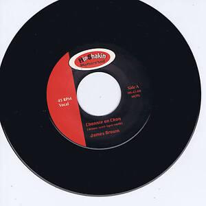 JAMES-BROWN-CHONNIE-ON-CHON-1957-Black-Jiver-GINO-PARKS-SAME-THING-Soul