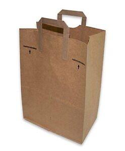 AJM-12-034-x-7-034-x-17-034-1-6-BBL-Brown-Kraft-Paper-Handle-Grocery-Shopping-Bag-75-PK