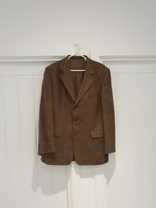 Vintage-DAKS-Tweed-Jacket-Wool-Mens-Size-UK-42-Made-In-England