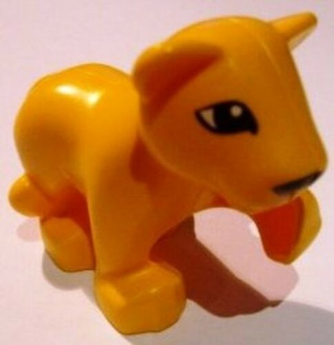 ETC LEGO DUPLO LION CUB FOR ZOO ANIMAL CLINIC VET PET NEW