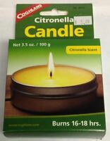 Coghlan's Citronella Candle (new) (bx15)