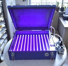 18 X 22 Vacuum Exposure Unit With Led Light Silk Screen Printing Machine 110v