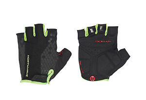 Guantini Estivi Northwave EVOLUTION Yellow Fluo//Black//SUMMER GLOVES EVOLUTION